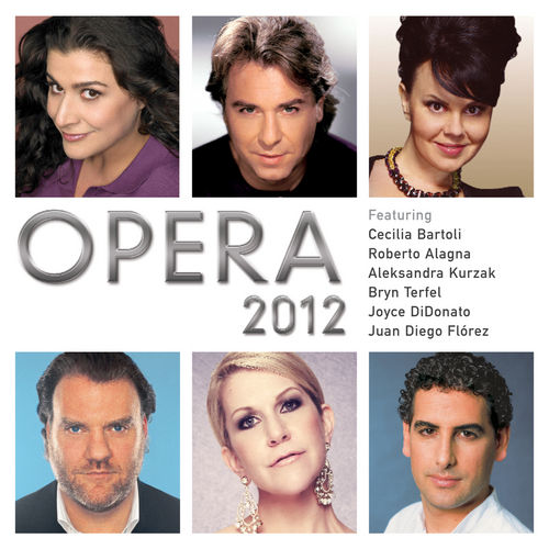 Opera 2012 by Various Artists