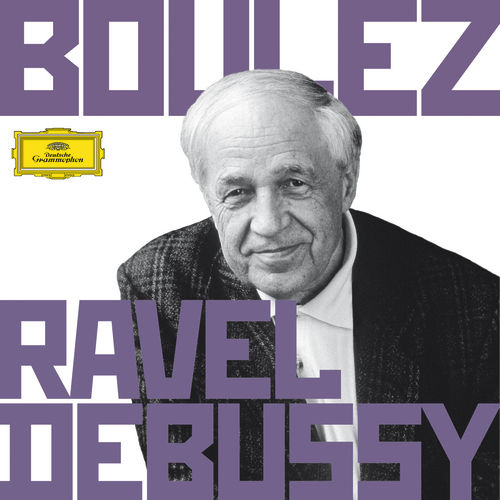 Boulez Conducts Debussy & Ravel de Pierre Boulez