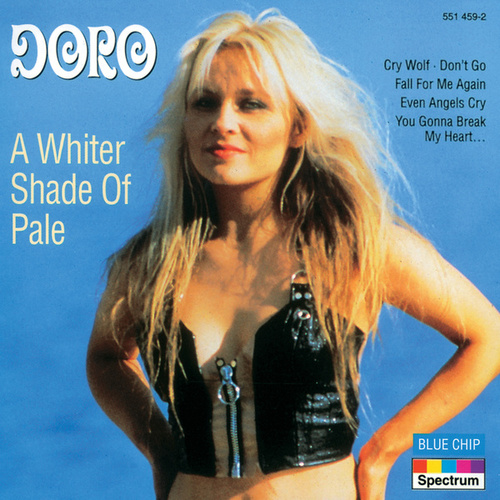 A Whiter Shade Of Pale de Doro