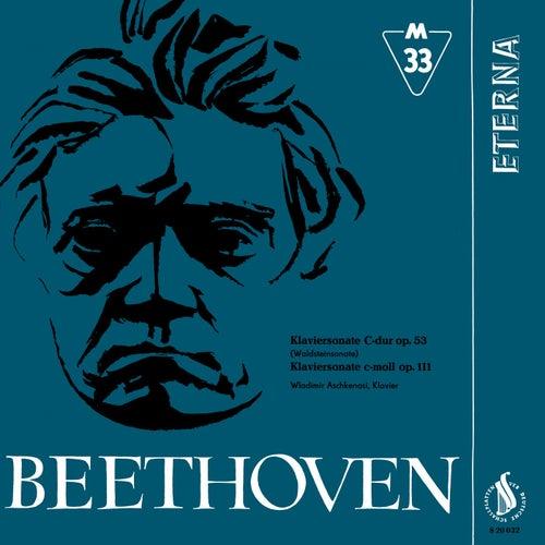 Van Beethoven: Piano Sonatas Nos. 21, 32 von Vladimir Ashkenazy