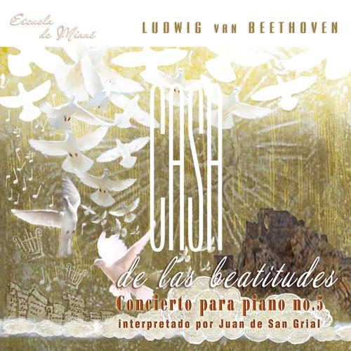 Casa de las Beatitudes. Concierto para Piano nº. 5 de Juan De San Grial
