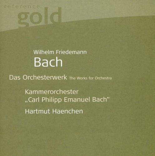 BACH, W.F.: Orchestral Music - F. 24, 64, 65, 91, 92 (Carl Philipp Emanuel Bach Chamber Orchestra, Haenchen) by Carl Philipp Emanuel Bach