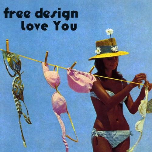 Love You de Free Design