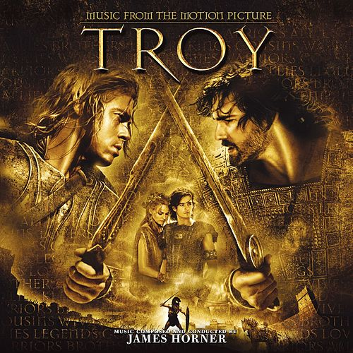 Music From The Motion Picture Troy de James Horner