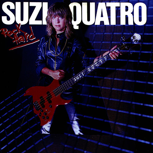 Rock Hard von Suzi Quatro