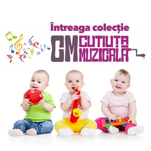 Cutiuța muzicală - Colecția completă (cântece pentru copii) by Various Artists