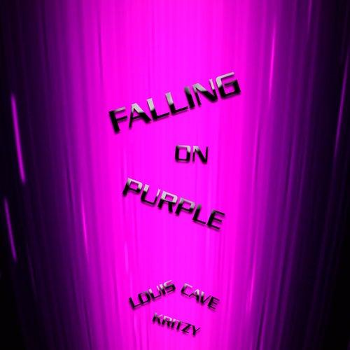 Falling on Purple von Louis Cave