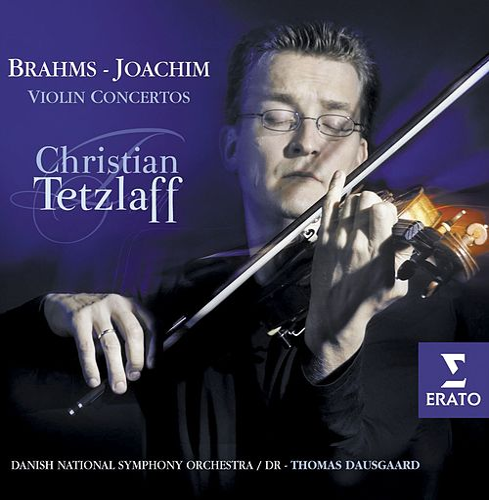Brahms & Joachim: Violin Concertos de Danish National Symphony Orchestra
