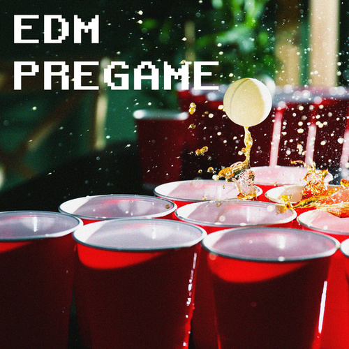 EDM Pregame by Various Artists