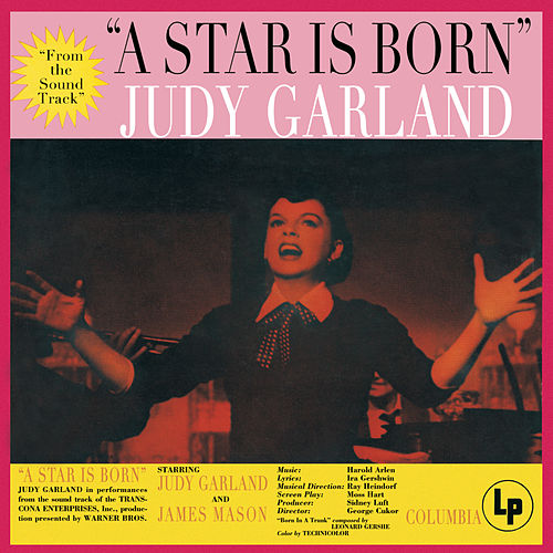 A Star Is Born fra Judy Garland