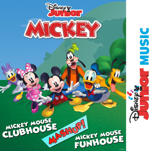 Mickey Mouse Clubhouse/Funhouse Theme Song Mashup (From 'Disney Junior Music: Mickey Mouse Clubhouse/Mickey Mouse Funhouse') by They Might Be Giants