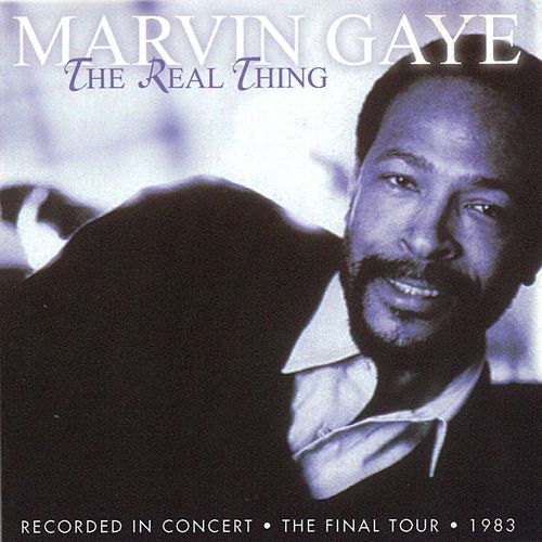 The Real Thing - Live at the Indianan Speedway de Marvin Gaye