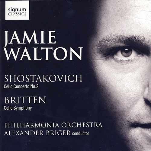 Shostakovich Cello Concerto No  2 - Largo by Jamie Walton