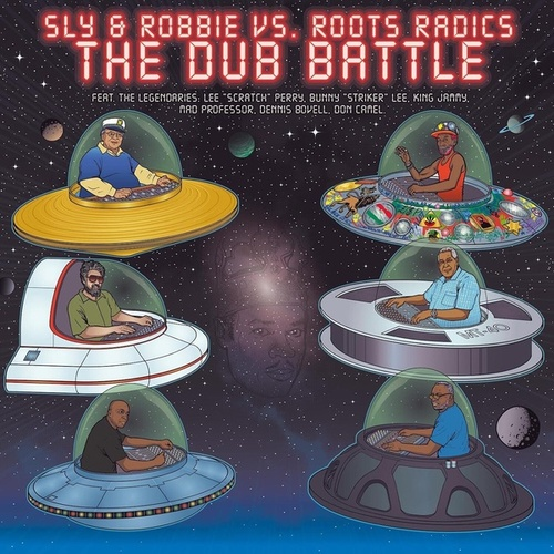 Sly & Robbie vs. Roots Radics: The Dub Battle von Sly & Robbie