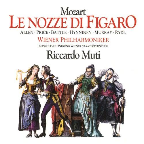 Mozart - Le nozze di Figaro von Riccardo Muti