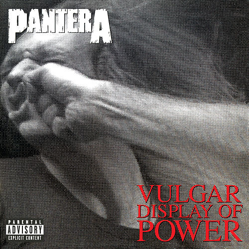 Vulgar Display of Power von Pantera