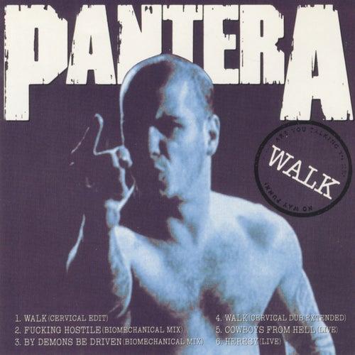 Walk EP de Pantera