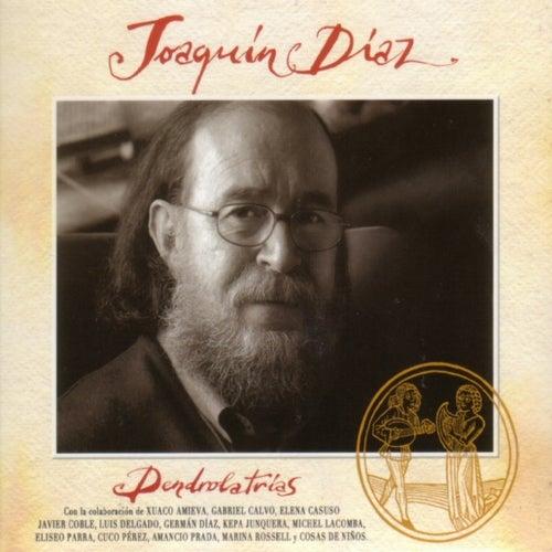 Dendrolatrías de Joaquín Díaz