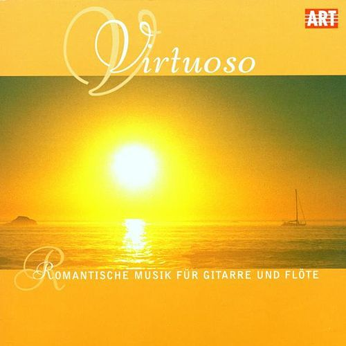 Virtuoso - Romantic Music for Guitar & Flute de Various Artists