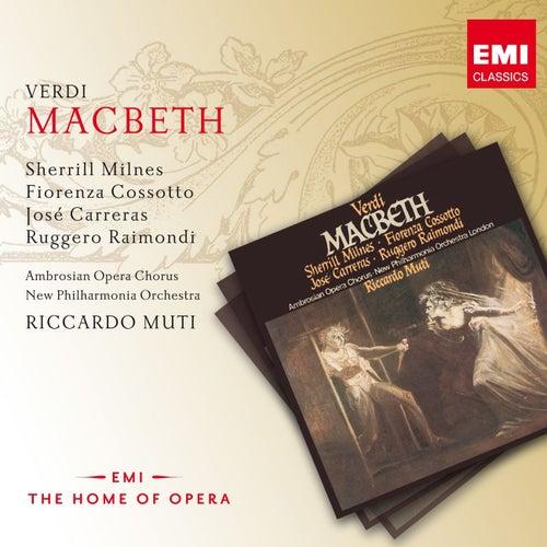 Verdi: Macbeth von Sherrill Milnes