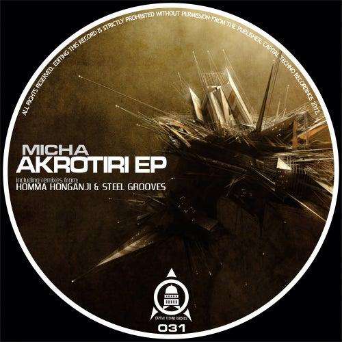 Akrotiri EP de El Micha