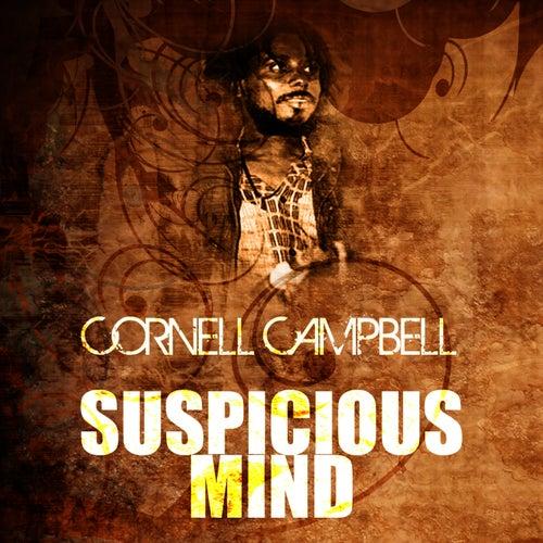 Suspicious Mind de Cornell Campbell