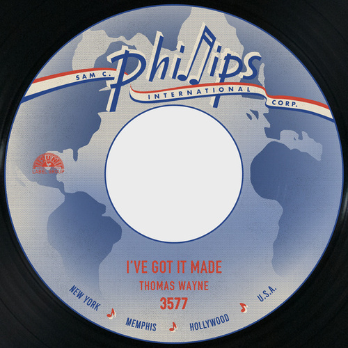 I've Got It Made / The Quiet Look fra Thomas Wayne