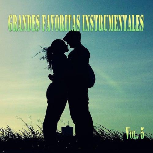 Grandes Favoritas Instrumentales,Vol.5 von Joaquin Borges