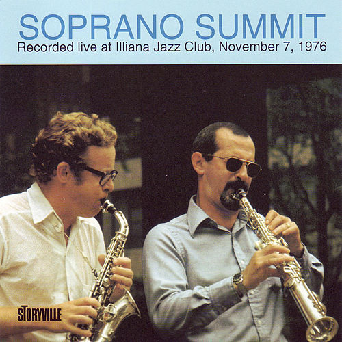Soprano Summit by Bob Wilber