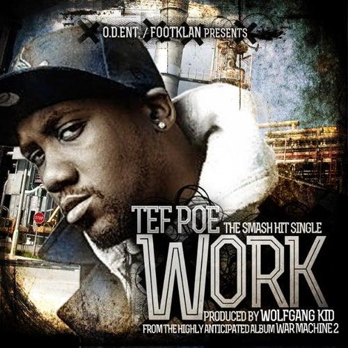 Work - Single by Tef Poe