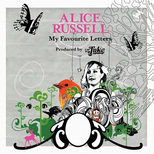 My Favourite Letters de Alice Russell