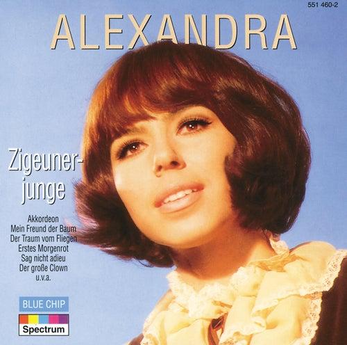 Zigeunerjunge von Alexandra