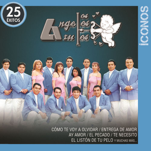 Íconos 25 Éxitos by Los Angeles Azules