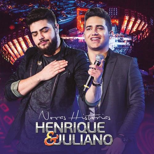 Novas Histórias (Ao Vivo) de Henrique & Juliano