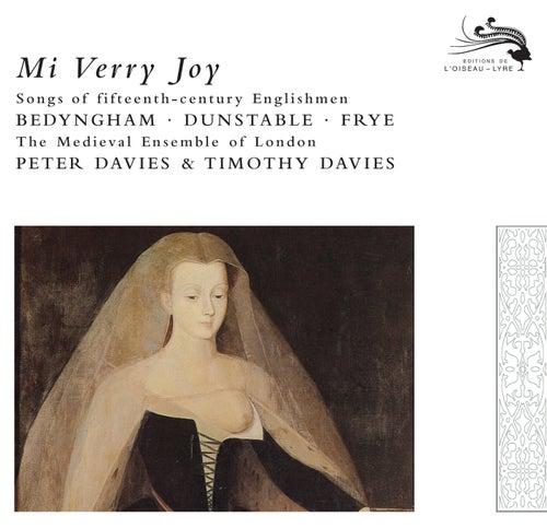 Mi Verry Joy by The Medieval Ensemble Of London