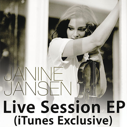 Live Session: Bach (iTunes Exclusive) by Janine Jansen