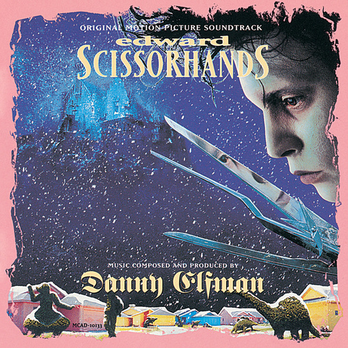 Edward Scissorhands by Danny Elfman