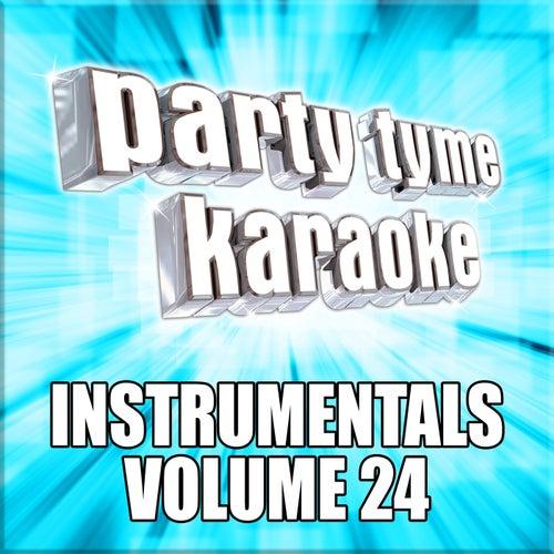 Party Tyme Karaoke - Instrumentals 24 de Party Tyme Karaoke