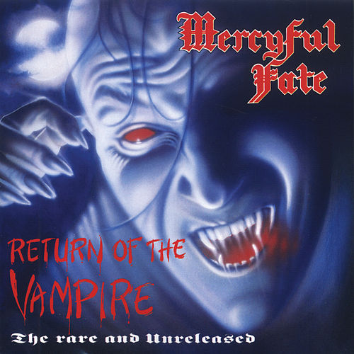 Return Of The Vampire von Mercyful Fate