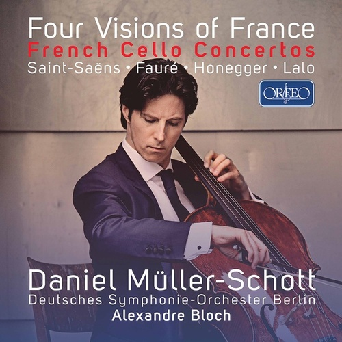 Four Visions of France by Daniel Müller-Schott