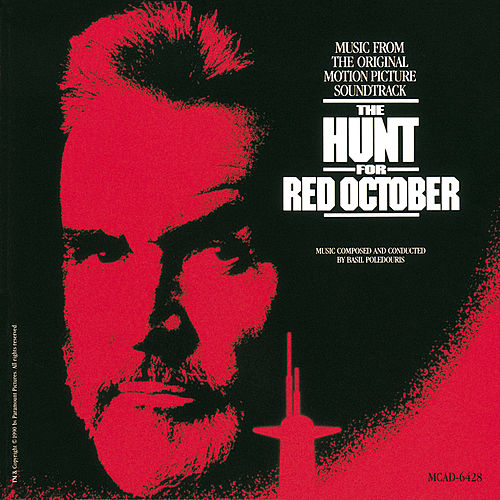 The Hunt For Red October by Basil Poledouris