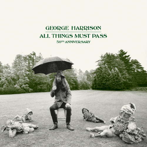 All Things Must Pass (50th Anniversary/Super Deluxe) von George Harrison