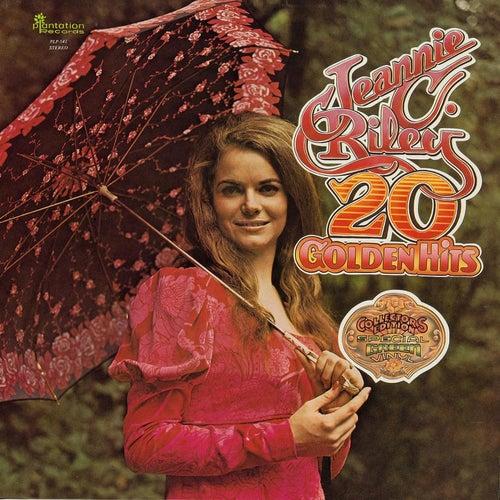 Twenty Golden Hits by Jeannie C. Riley
