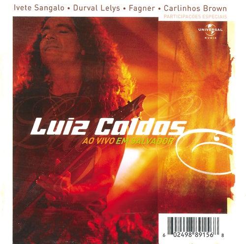 Luiz Caldas Ao Vivo by Luiz Caldas