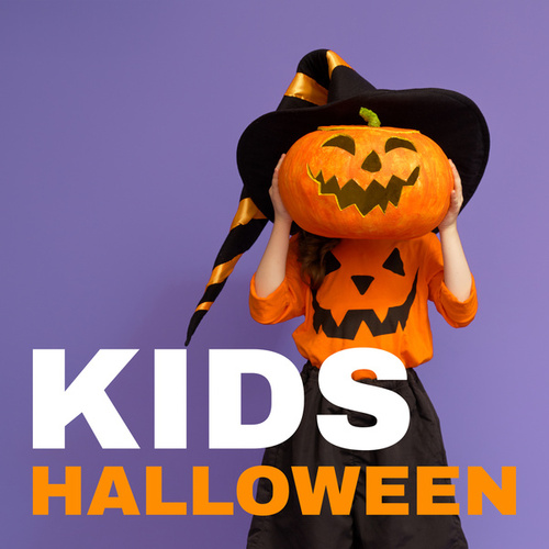 Kids Halloween by Various Artists