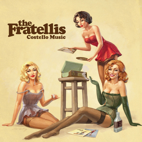 Costello Music de The Fratellis
