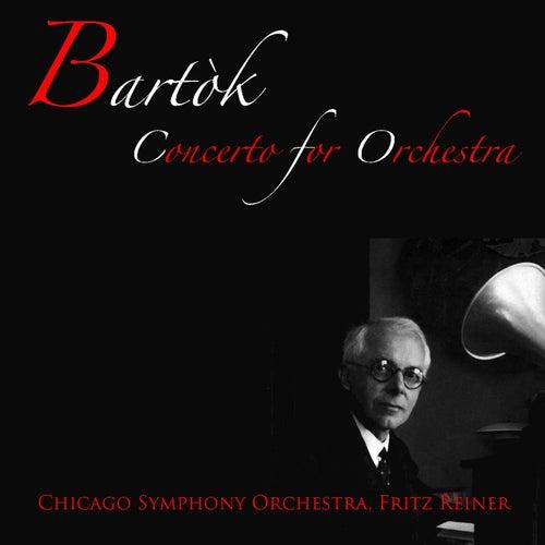 Bartók: Concerto for Orchestra de Chicago Symphony Orchestra
