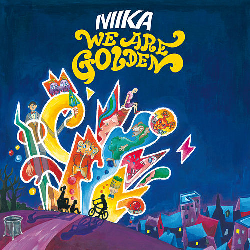 We Are Golden de Mika
