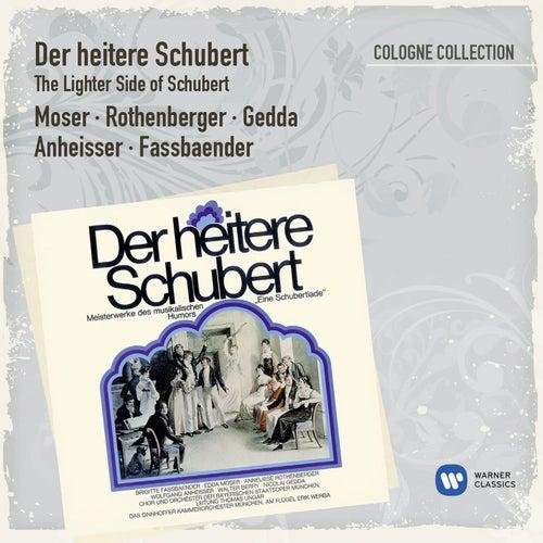Der heitere Schubert von Brigitte Fassbaender