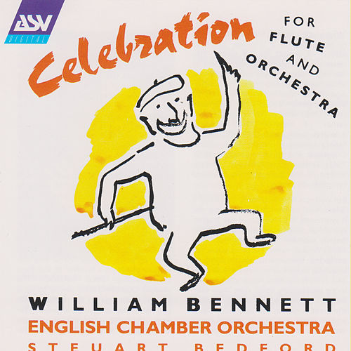 Celebration for flute and orchestra by William Bennett